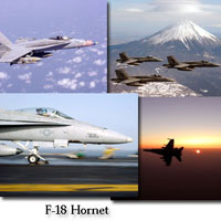 F-18 Hornet Screensaver